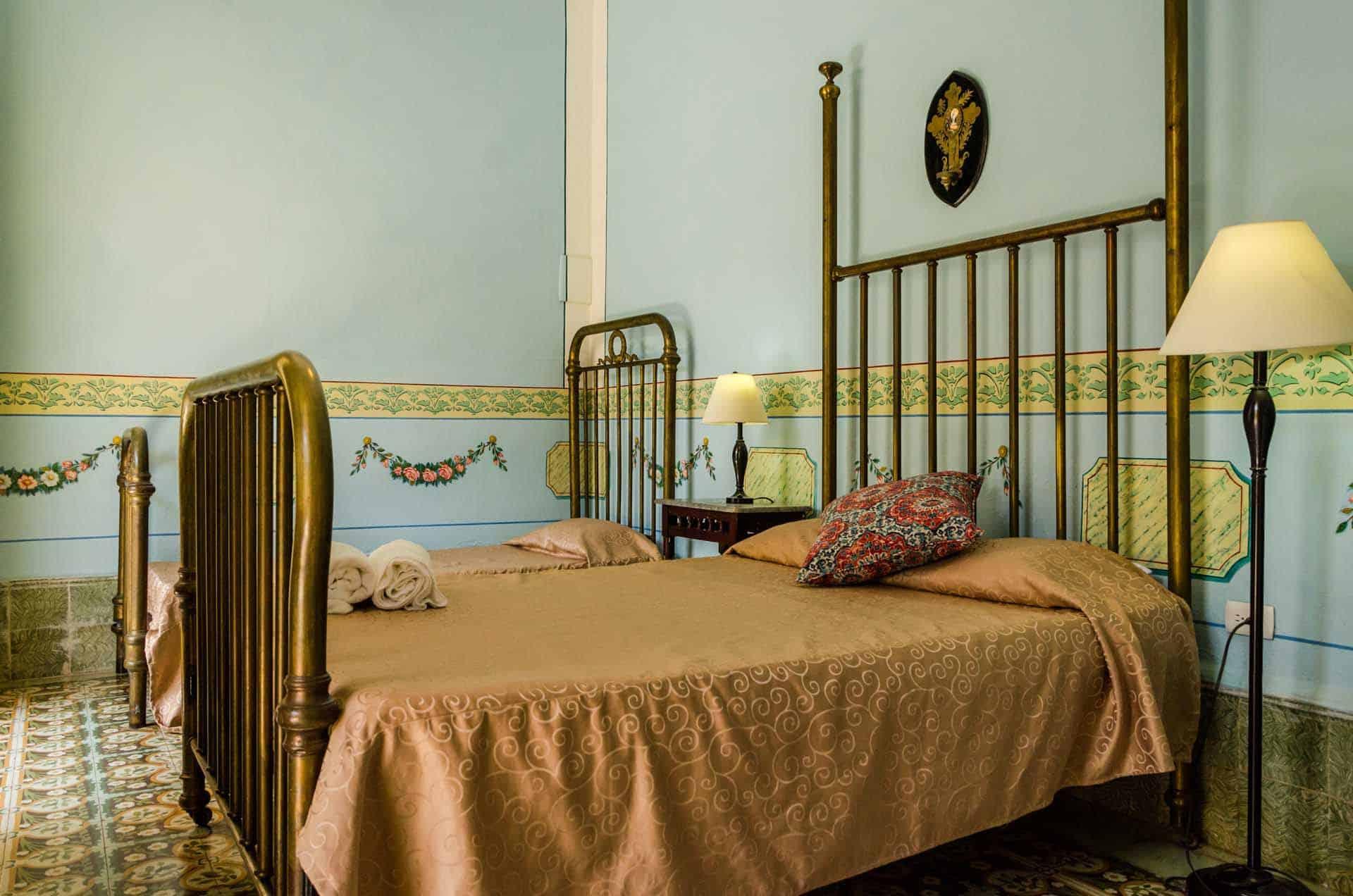 C0144 Casa Colonial 1830 01 cuba autrement
