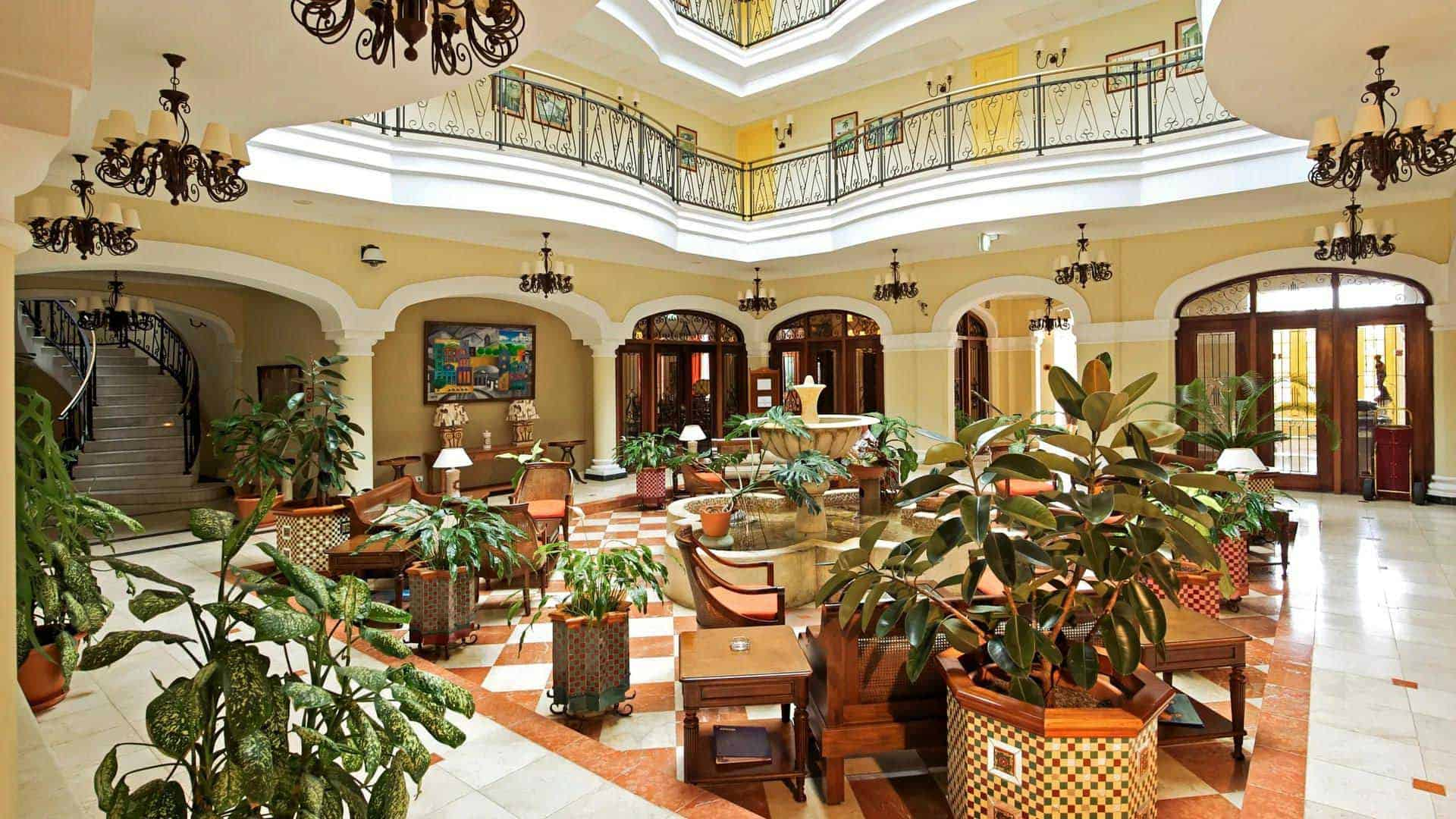 H0861 Hall Hotel Iberostar Trinidad 02 cuba autrement