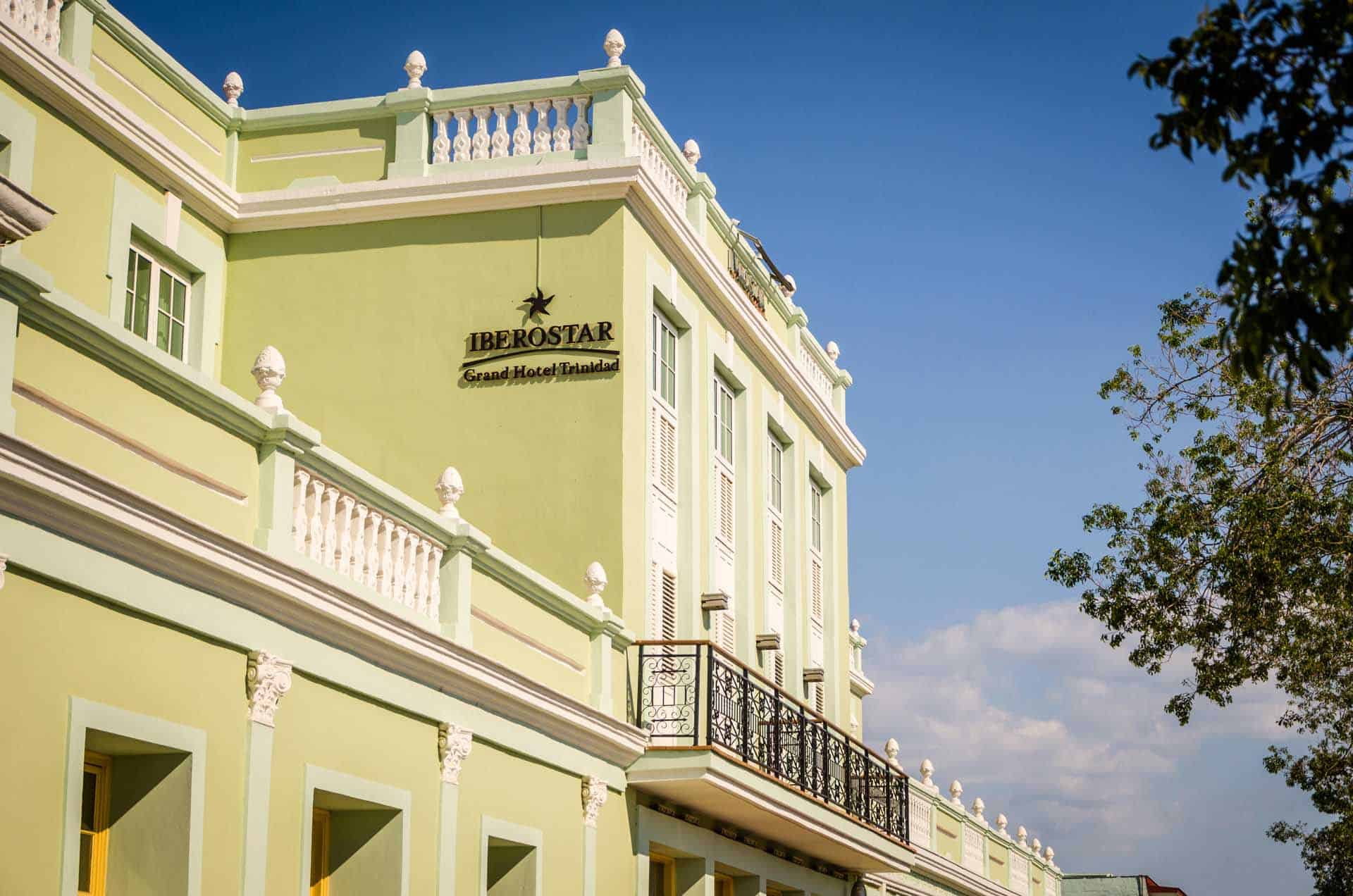 H0861 Hall Hotel Iberostar Trinidad 05 cuba autrement