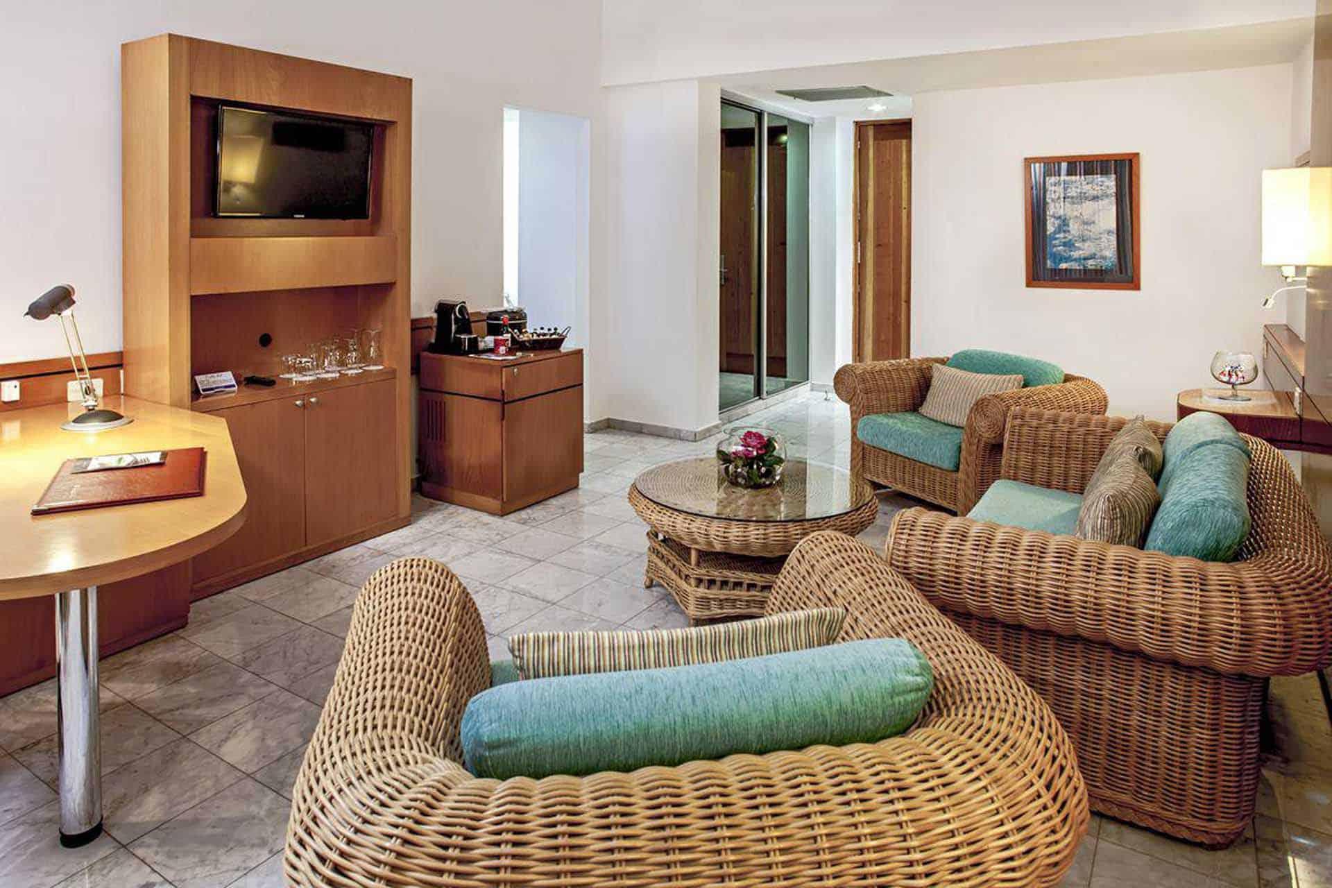 H1453 Junior Suite The Level hotel Melia La Havane Cuba
