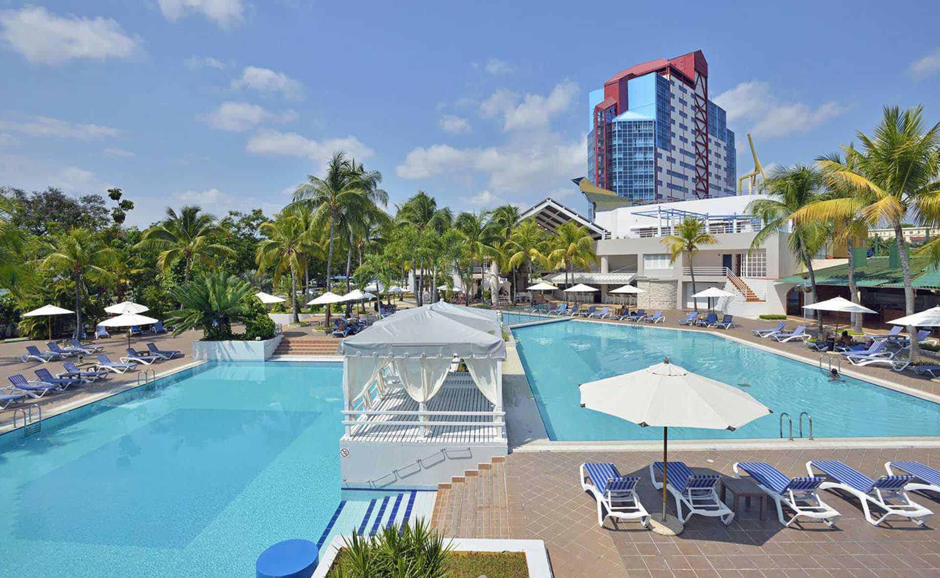 H1630 Hotel Melia Santiago de Cuba