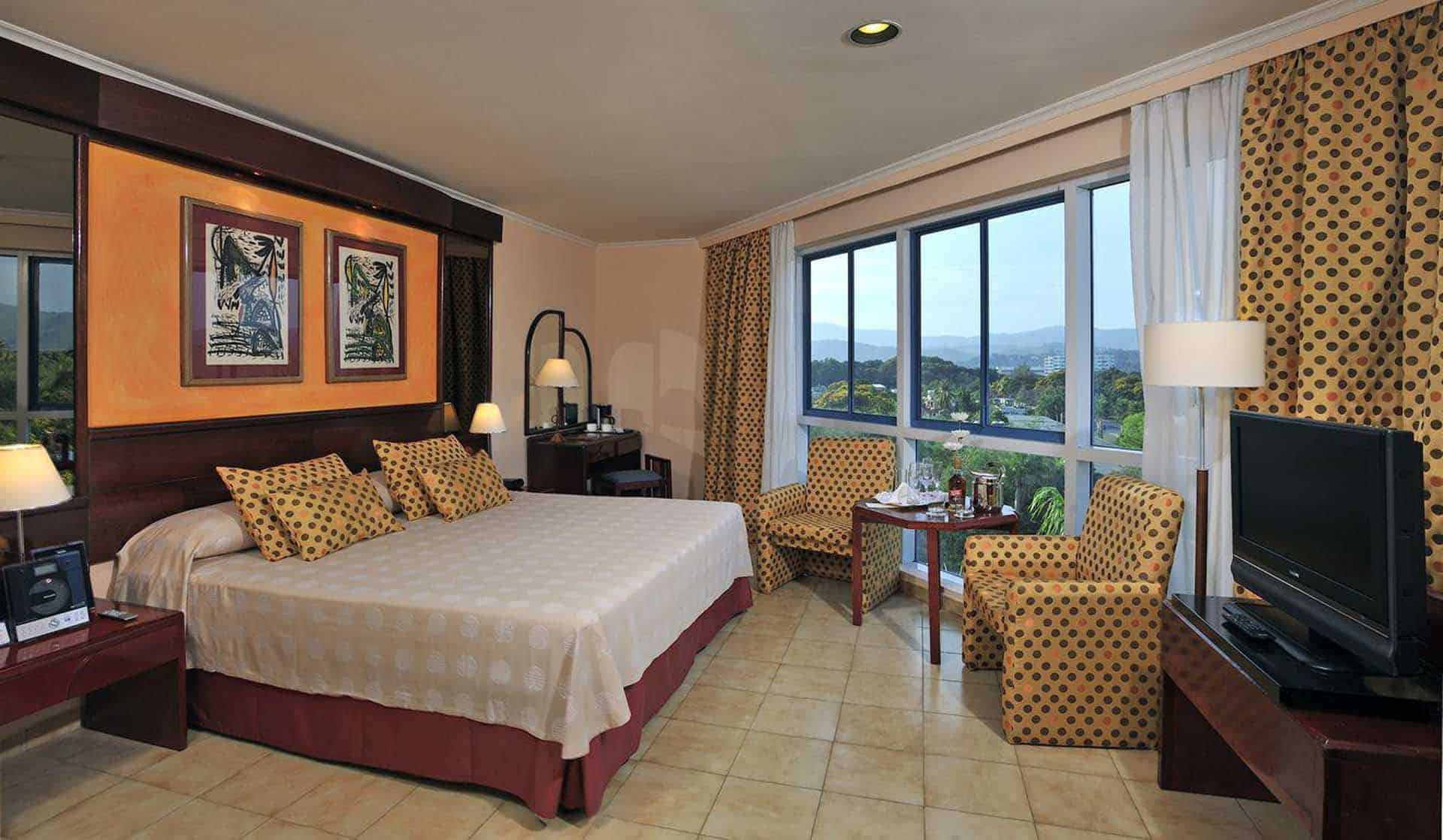 H1630 Junior Suite hotel Melia Santiago de Cuba