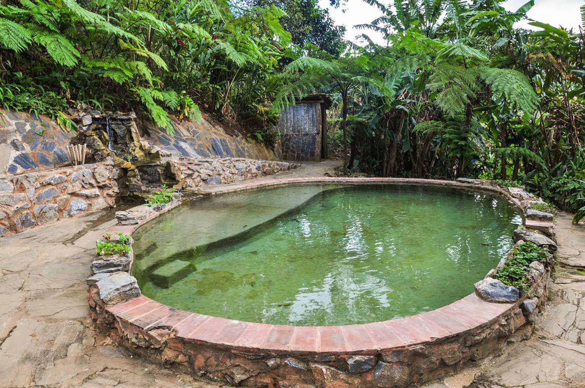 NC0008 Piscine lodge el Manantial trinidad cuba autrement