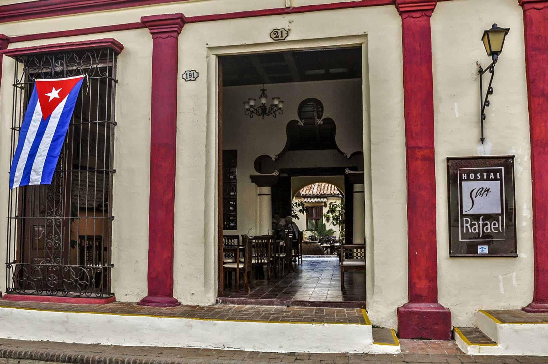 NC0016 Hostal San Rafael 01 cuba autrement