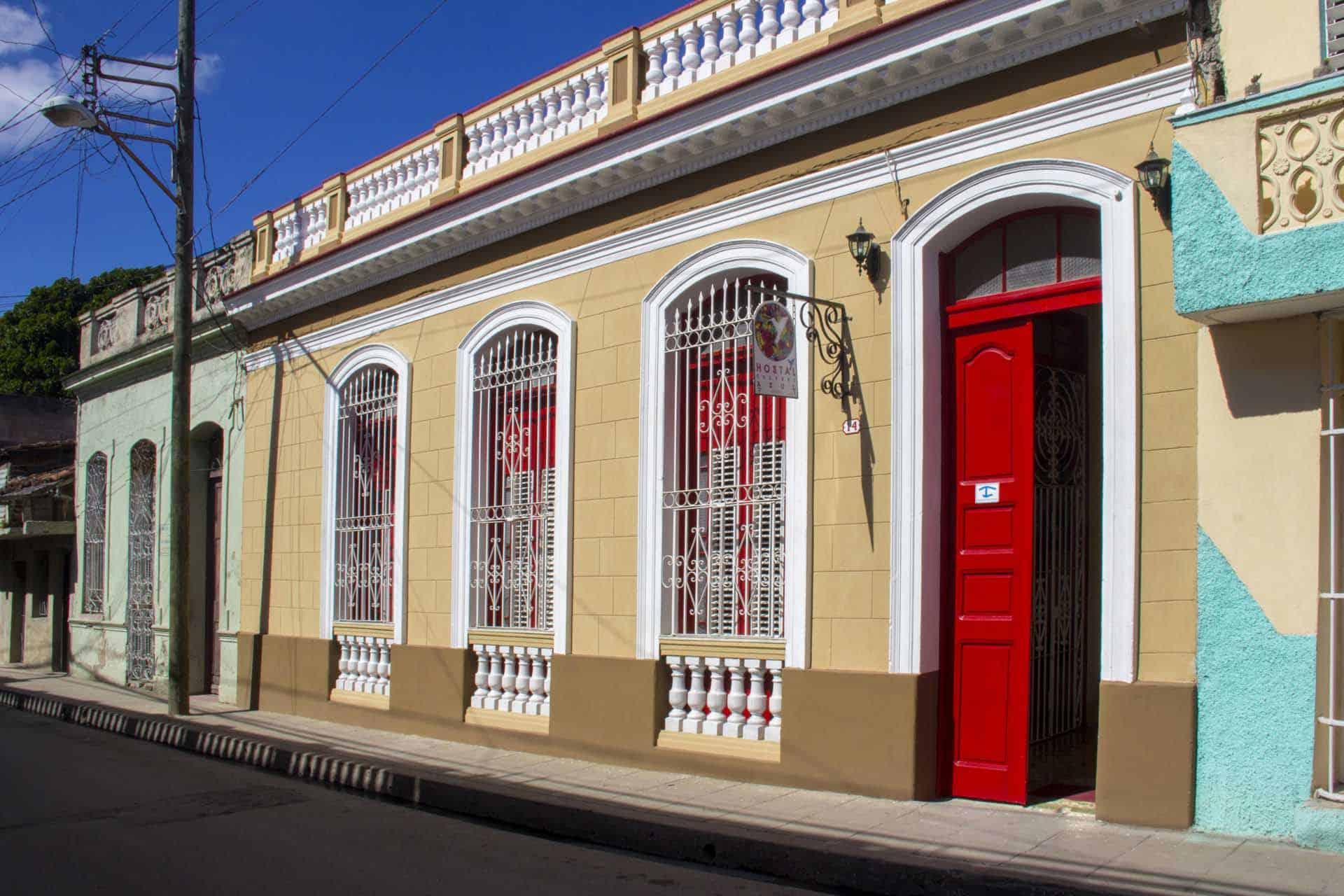 NC0020 Casa Colibri Azul 01 cuba autrement