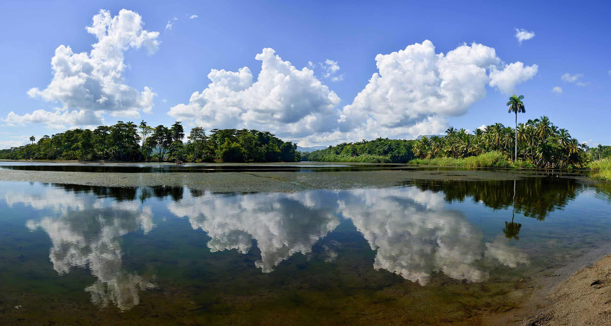 baracoa paysage riviere duaba cuba autrement