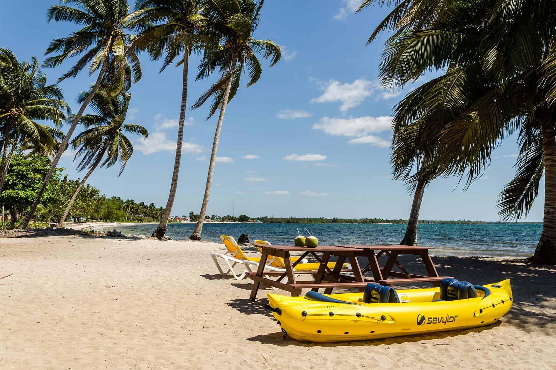 cienaga de zapata plage de playa larga cuba autrement