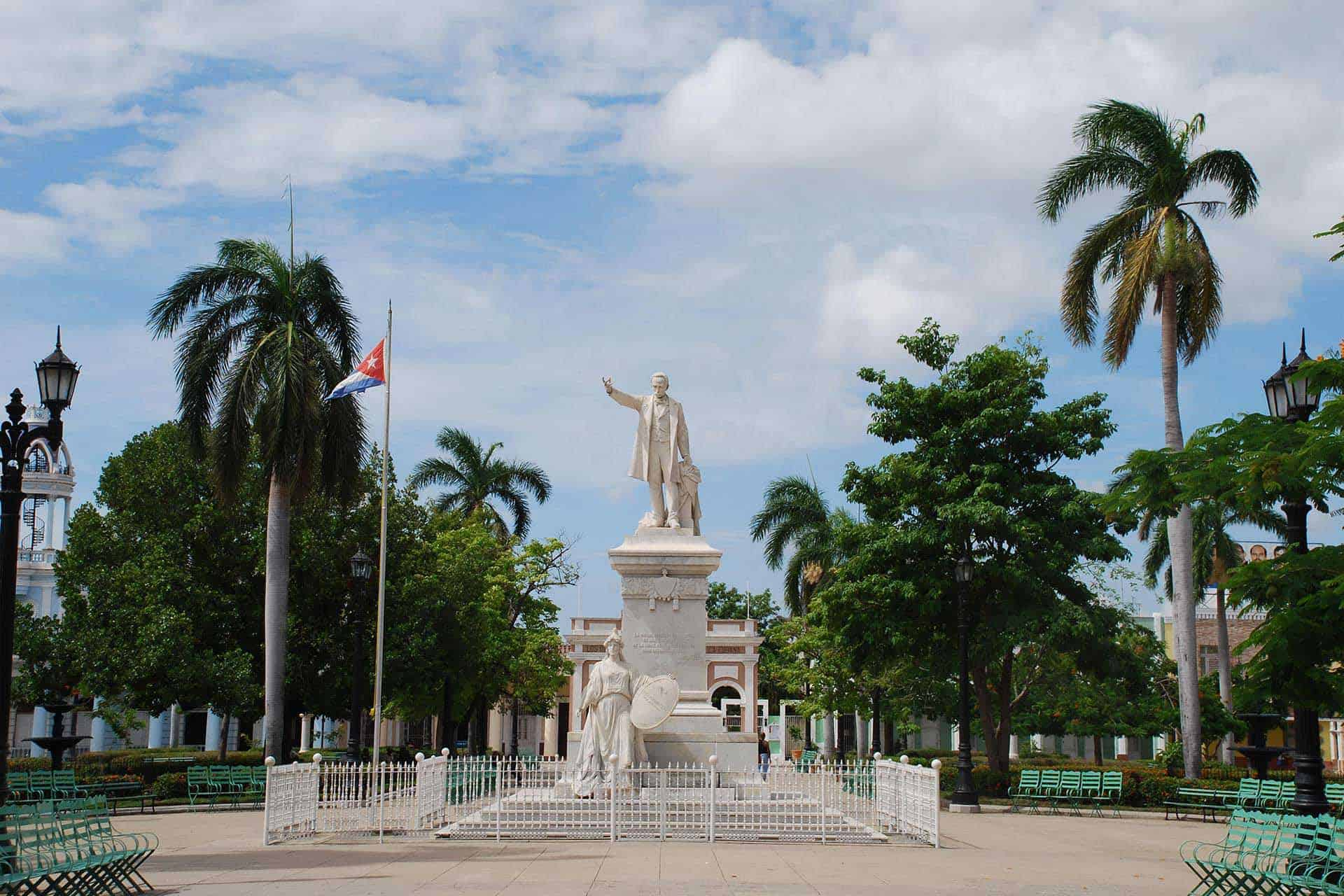 cienfuegos parc jose marti cuba autrement