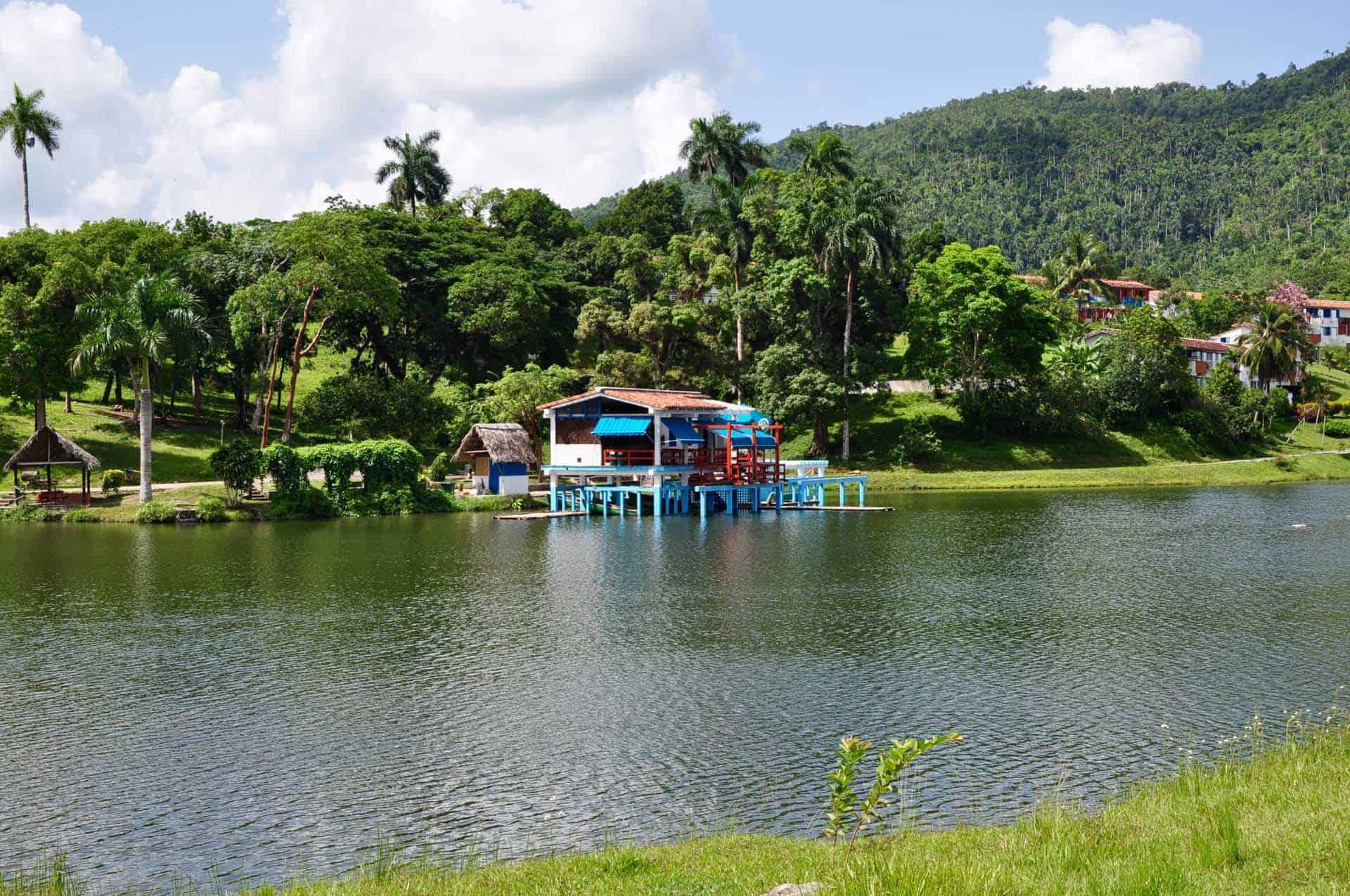 las terrazas paysage communaute lac nature cuba autrement