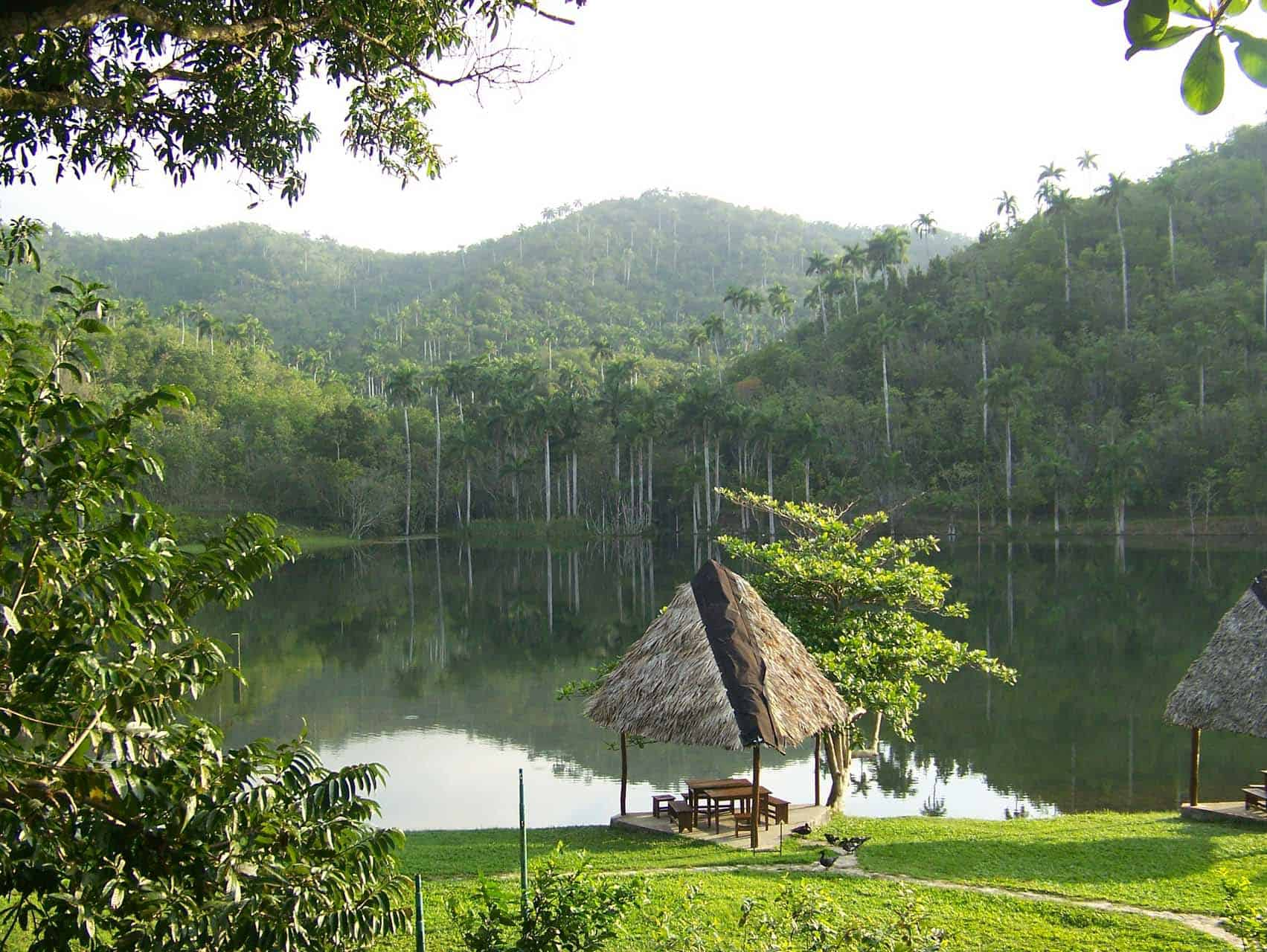 las terrazas paysage lac cuba autrement 2