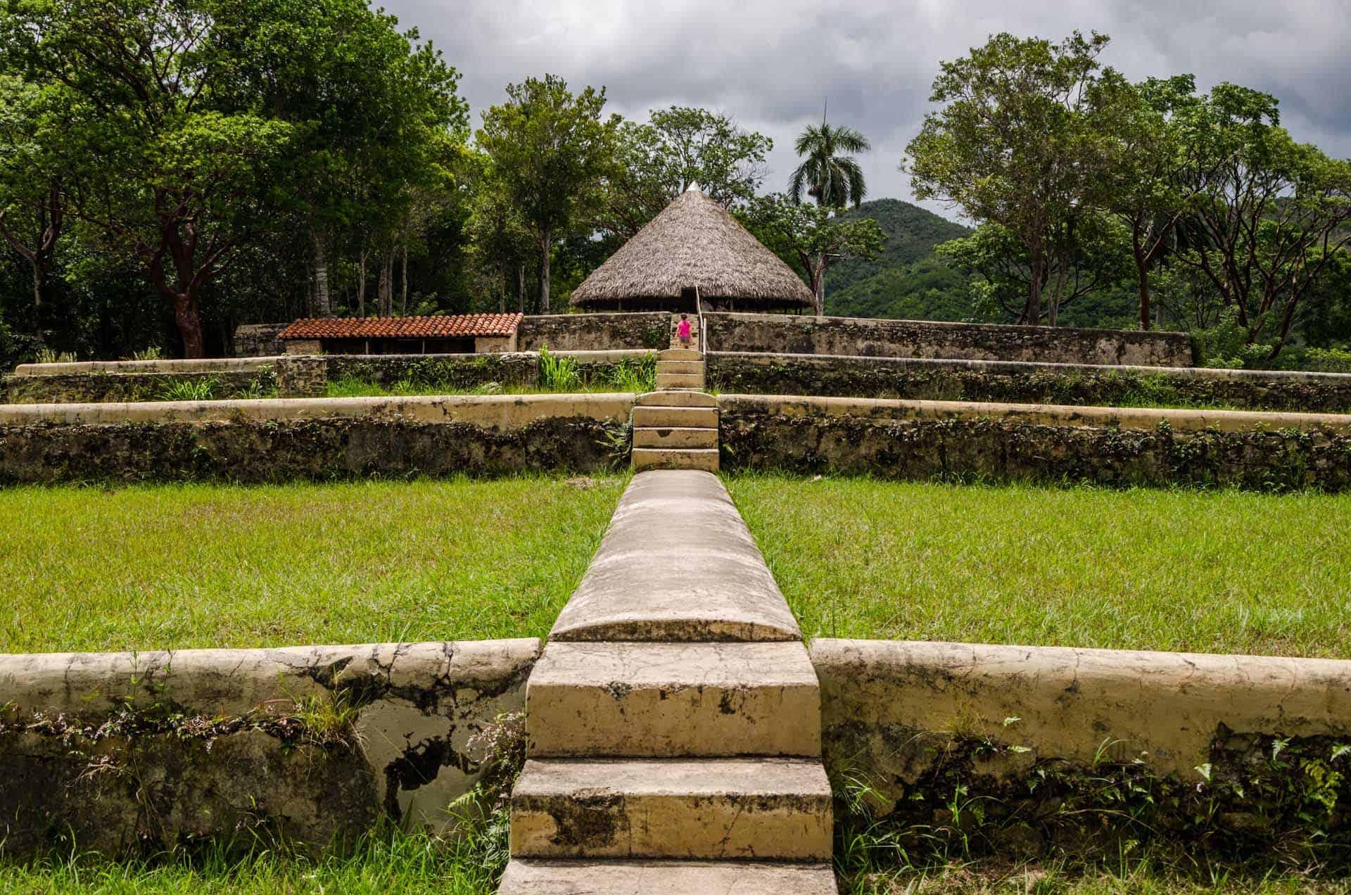 las terrazas ruines restaurees plantation de cafe nature cuba autrement
