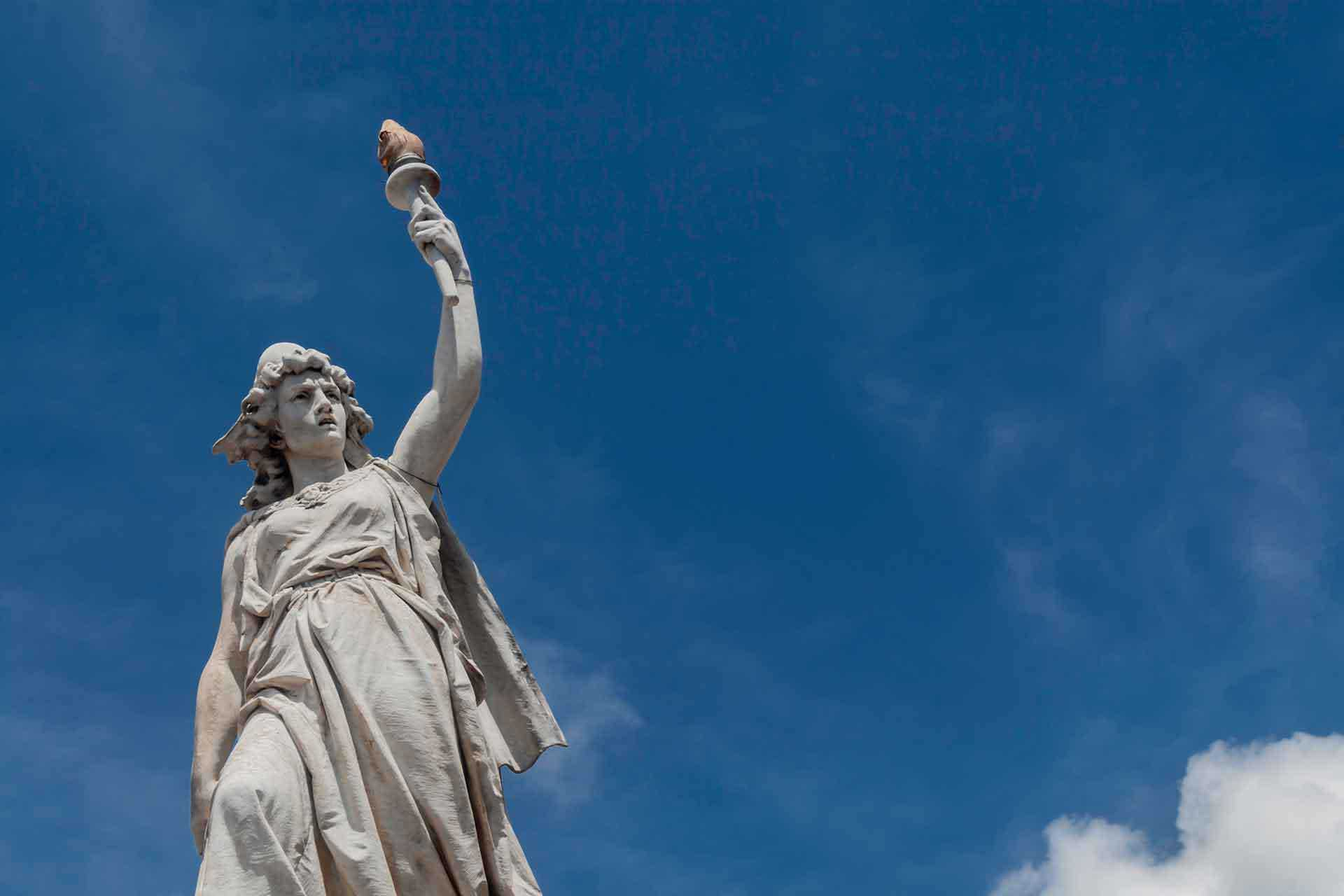 remedios statue de la liberte cuba autrement