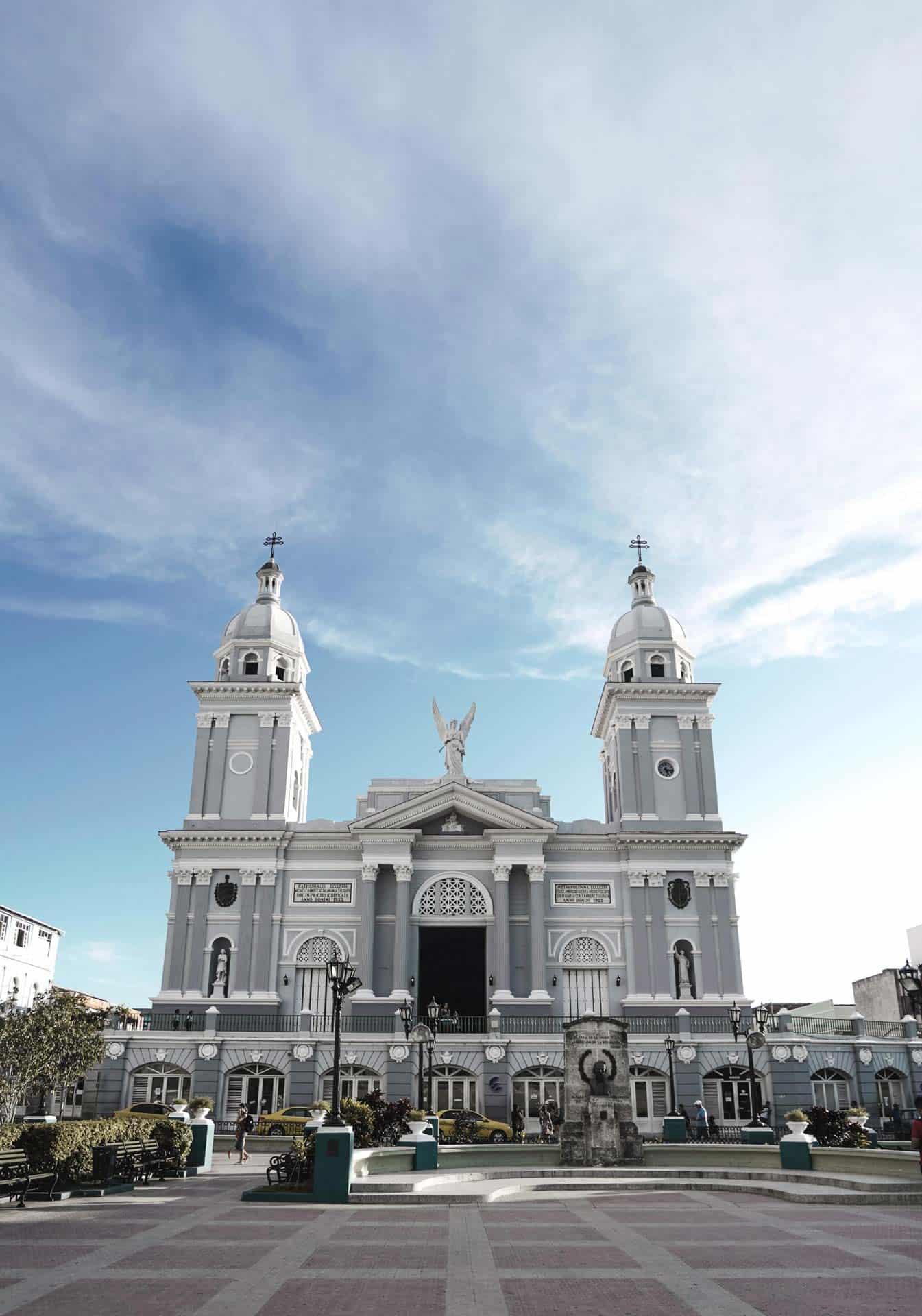 santiago de cuba basilique cathedrale notre dame de l assomption cuba autrement 1