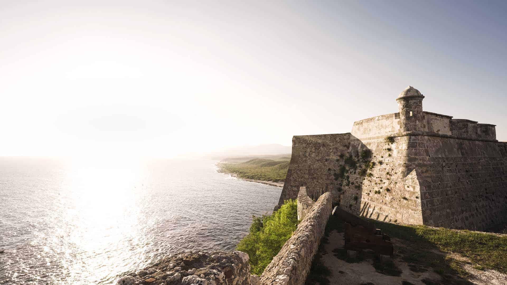 santiago de cuba forteresse cuba autrement