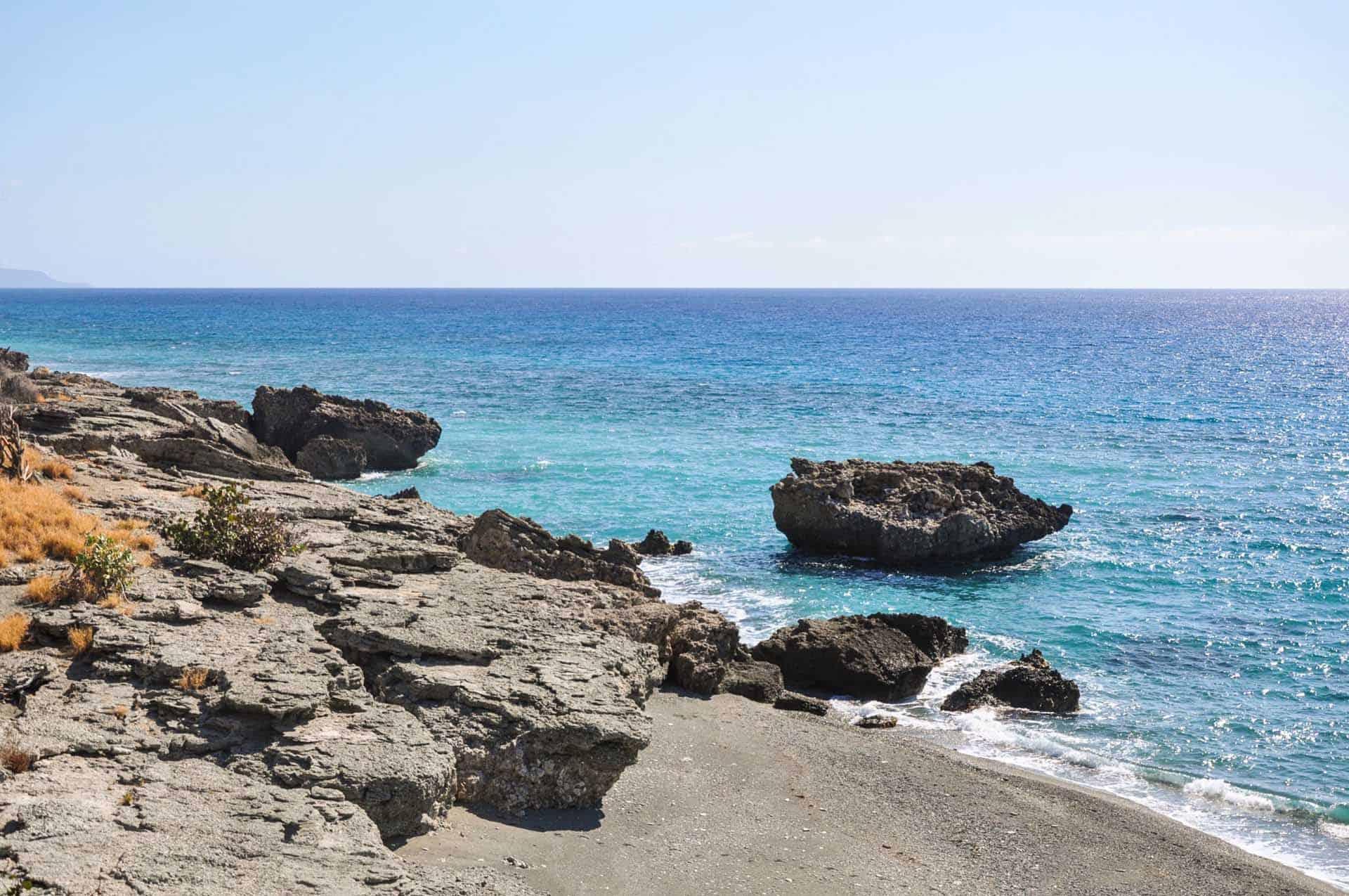 santiago de cuba plage rochers cuba autrement