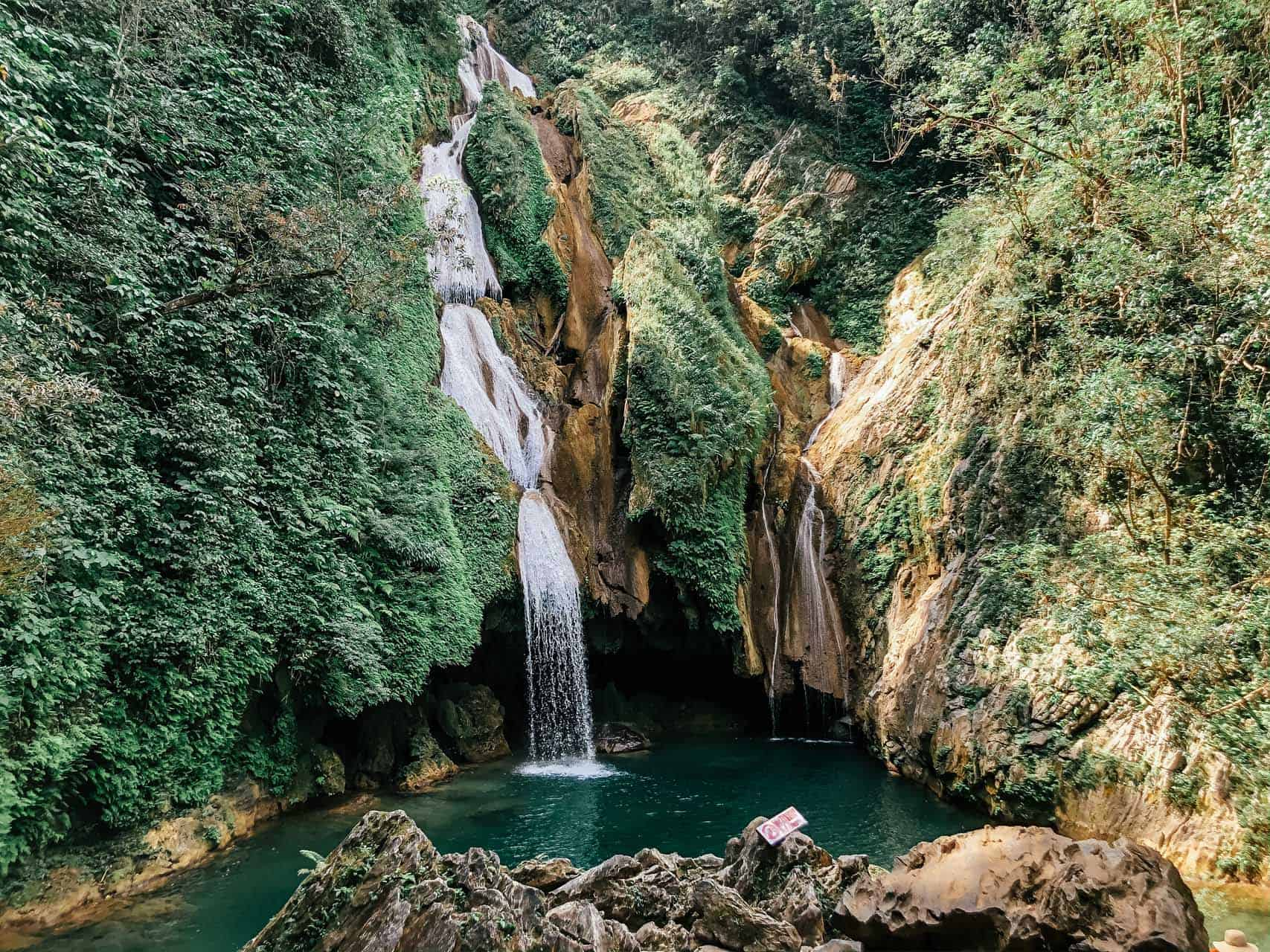 trinidad topes de collantes chutes eau cuba autrement 3