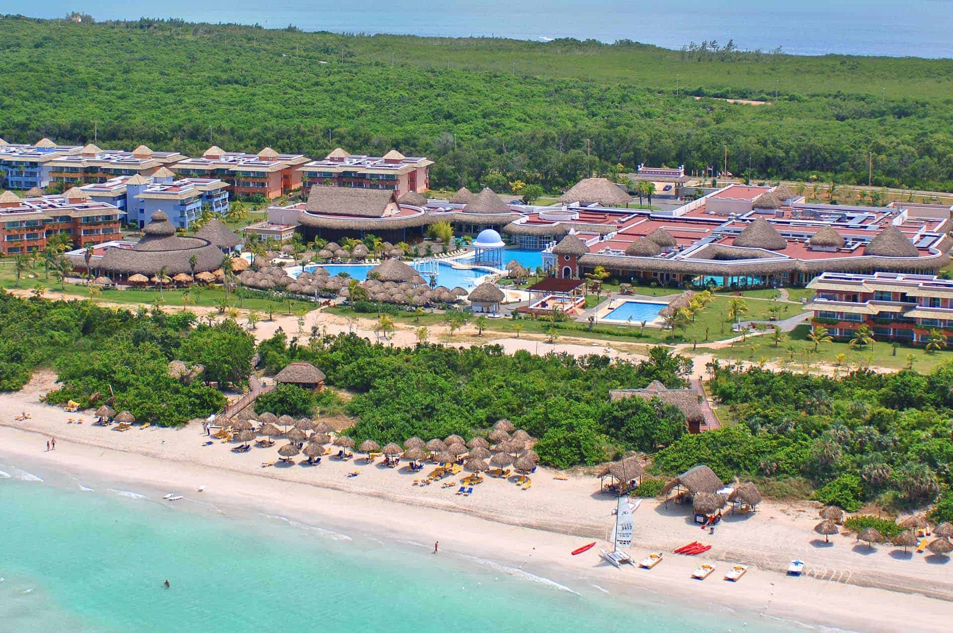 varadero hotel piscine plage mer cuba autrement 1