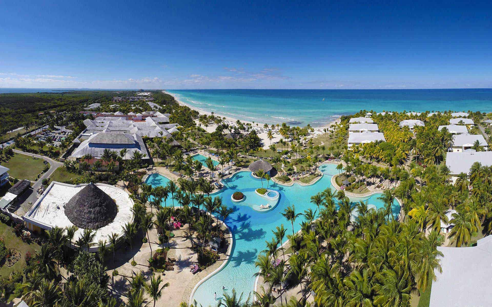 varadero hotel piscine plage mer cuba autrement 2