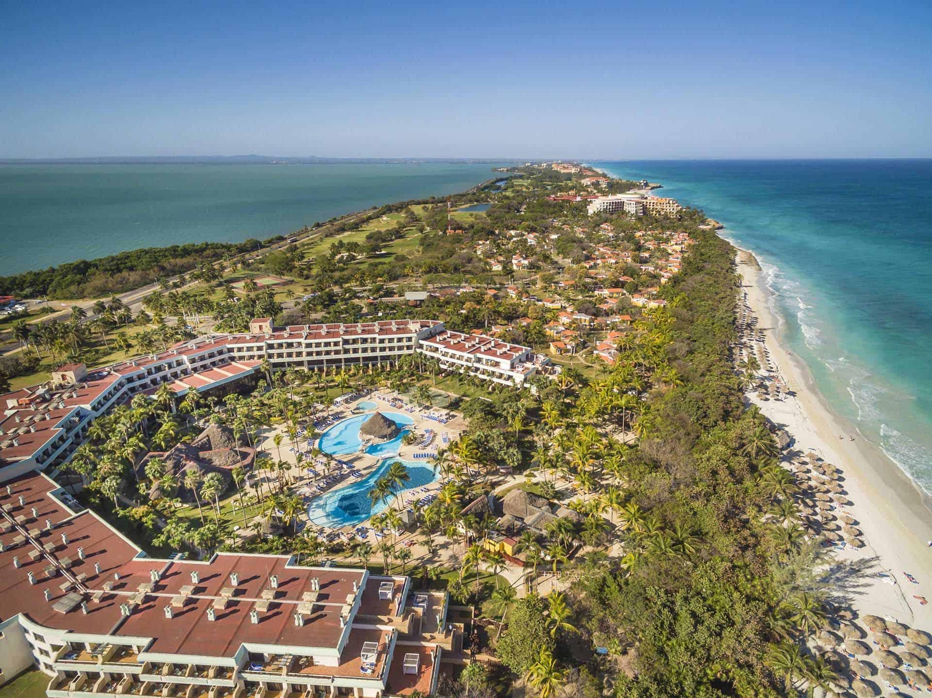 varadero hotel piscine plage mer cuba autrement 3