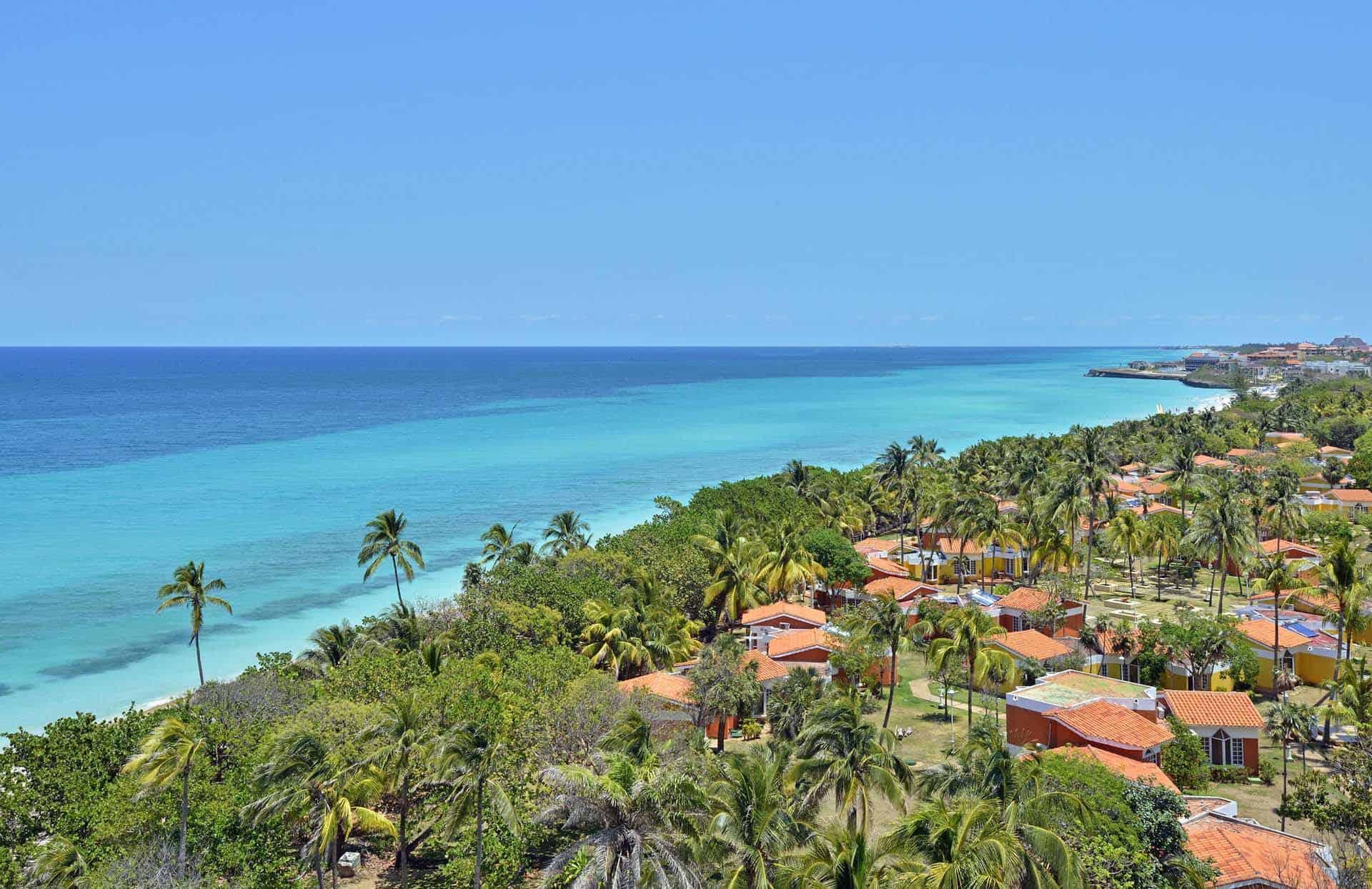 varadero hotel piscine plage mer cuba autrement 4