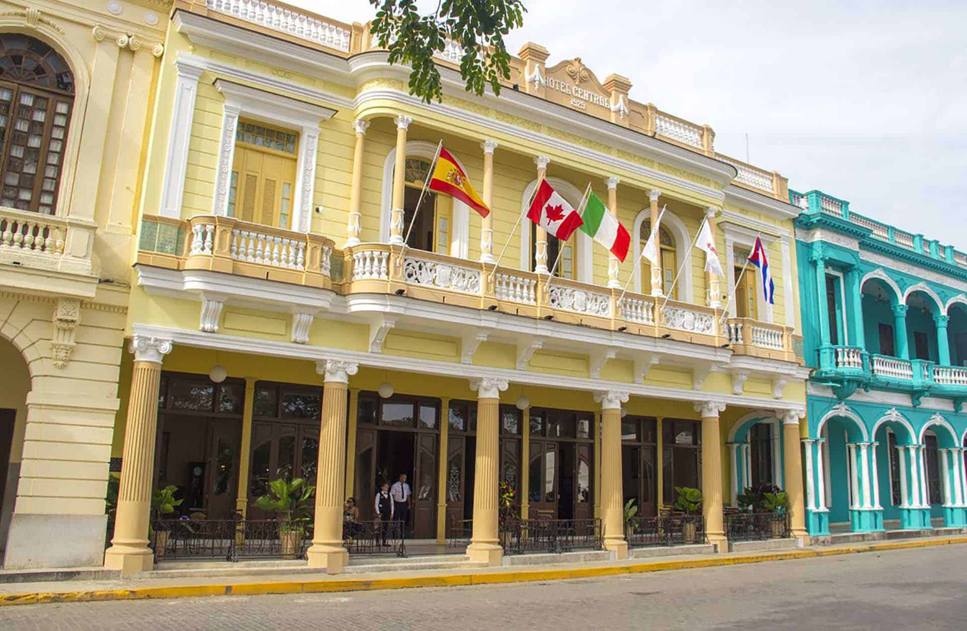 hostal central villa clara cuba autrement