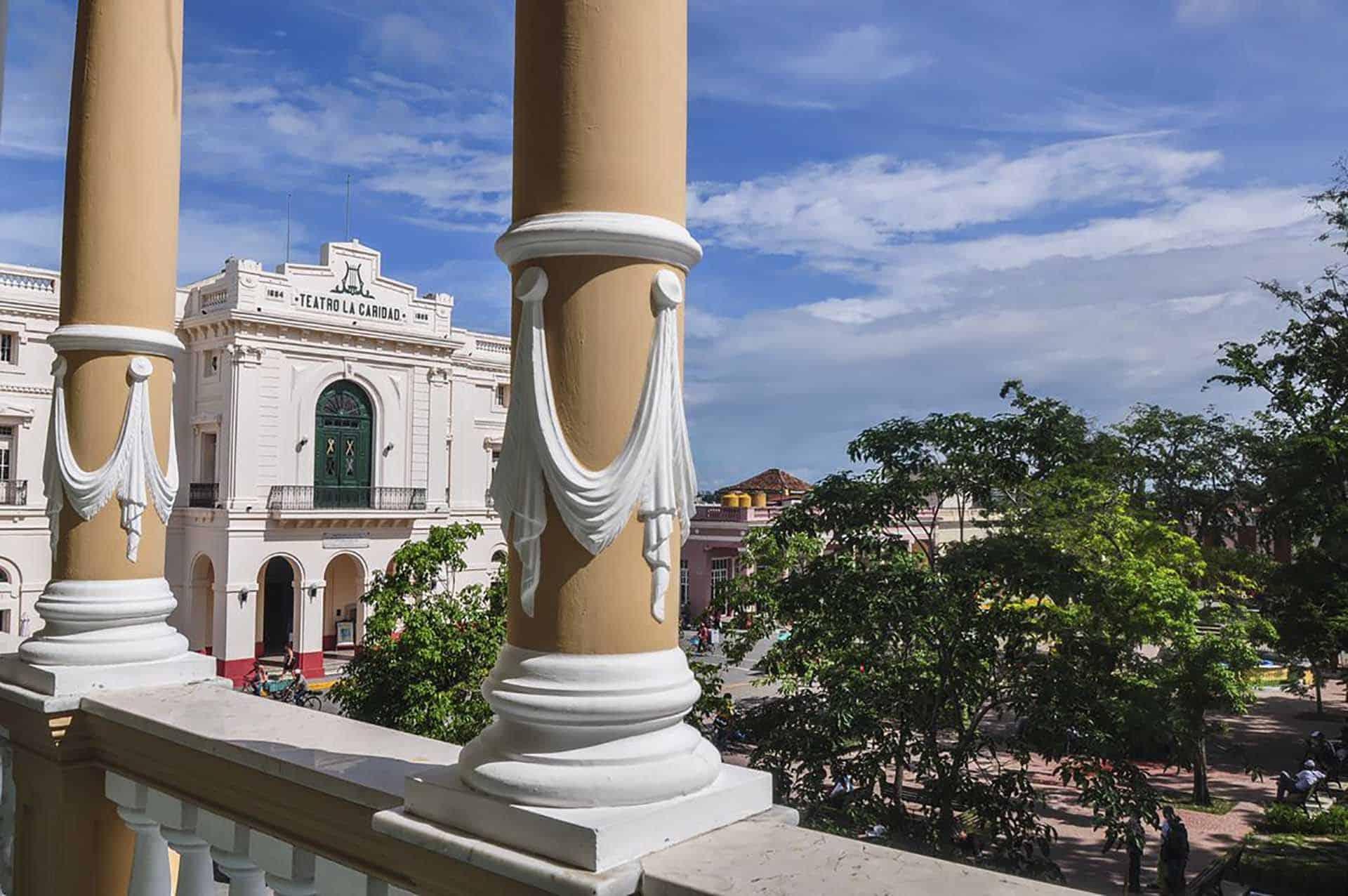 hostal central villa clara cuba autrement